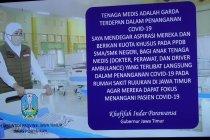 Jatim jamin anak tenaga kesehatan masuk SMA/SMK negeri