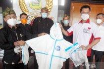Prabowo sumbang 800 paket APD buat tenaga medis di Kabupaten Bogor