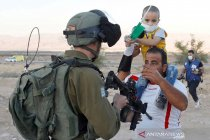 "Palestina sebut kesepakatan Israel - UAE \""pengkhianatan\"""