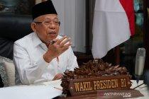 Wakil Presiden tinjau persiapan pembukaan kembali sekolah di Sukabumi