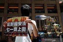 Buku aktivis demokrasi tak lagi tersedia di perpustakaan Hong Kong