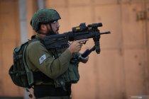 Bentrok dengan pasukan Israel di Hebron, warga Palestina cedera
