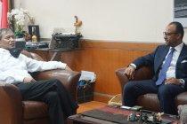 Dubes Al Dhaheri sebut hubungan UEA, Indonesia berkembang sangat baik