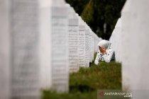 Peringatan 25 tahun pembantaian Muslim Bosnia di tengah pandemi