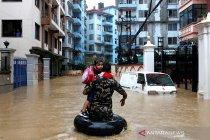 Banjir dan longsor di Nepal tewaskan 23 orang, puluhan orang hilang