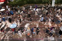 Carrie Lam sebut pemilu tidak resmi dapat langgar UU keamanan