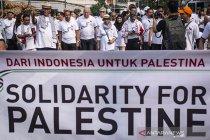 Menlu RI bahas situasi memprihatinkan di Palestina