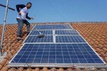 Tiga tahun GNSSA, pengguna atap surya meningkat drastis