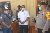 6 tahanan Polsek Abepura kabur, 3 positif COVID-19