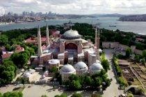 Hagia Sophia di Istanbul akan dikembalikan sebagai masjid