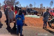 Kelompok pribumi Australia blokir rute akses Uluru sebab takut pandemi