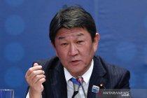 Menlu Jepang kunjungi Inggris untuk bicarakan kesepakatan dagang