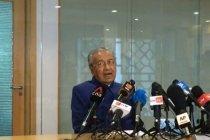 Mantan PM Malaysia Mahathir dirikan partai baru