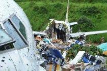 Kecelakaan pesawat penumpang di India, 18 orang tewas