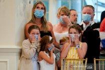 Pasien COVID-19 anak-anak di AS naik 40 persen pada Juli