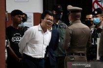 Demonstran Thailand tuntut pembebasan aktivis anti pemerintah
