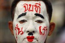 Demo aktivis pro demokrasi di Thailand