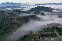 Pemandangan Tembok Besar Jinshanling