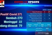 Bayi 1 tahun positif COVID-19 di Batam