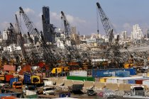 Menteri Lebanon mengaku masih memiliki tepung terigu untuk empat bulan