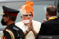 "PM Modi pilih vaksin \""buatan India\"" ketimbang AstraZeneca"