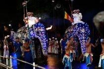 Sri Lanka rayakan Kandy Esala Perahera tanpa penonton