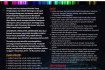 Pemenang Anugerah Jurnalistik Adinegoro 2021diwarnai tema pandemi