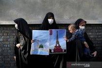 Pemerintah Prancis kecam serangan terhadap pusat kebudayaan Islam