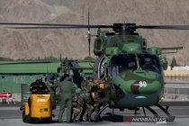 Militer India khawatir atas penarikan pasukan AS dari Afghanistan