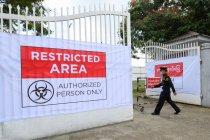 Myanmar karantina puluhan ribu warga demi tekan kasus COVID-19