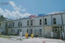 RSKI Pulau Galang rawat inap 45 pasien COVID-19