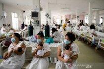 Filipina padamkan kebakaran lima jam di RS perawatan pasien COVID