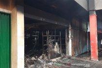 Kebakaran di Pasar Wage Purwokerto berhasil dipadamkan