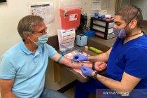 Vaksin COVID-19 Moderna tunjukkan tanda berhasil pada orang dewasa