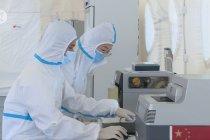 Raksasa bioteknologi China buka pabrik alat uji COVID-19 di Ethiopia