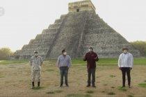Piramida paling terkenal di Meksiko kembali dibuka untuk wisatawan