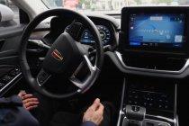 Taksi kemudi otomatis mulai dibuka untuk umum di Changsha