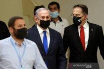 Netanyahu tuding Iran bersalah atas ledakan di kapal Israel