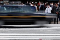 Jepang longgarkan pembatasan perjalanan untuk China dan 8 negara lain