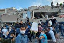Tidak ada korban WNI dalam gempa Turki