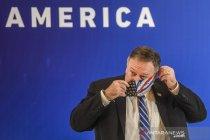 AS sebut sanksi China terhadap Pompeo kontraproduktif
