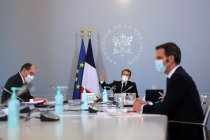 Presiden Prancis: vaksinasi COVID-19 dapat dimulai akhir tahun