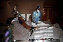 Prancis catat 13.563 infeksi COVID-19, rawat inap menurun lagi