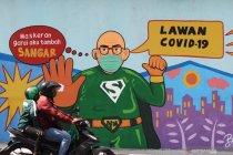 Surabaya antisipasi penurunan disiplin penerapan protokol kesehatan