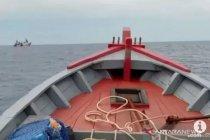 Kapal ikan asing kembali marak tangkap ikan di laut Natuna