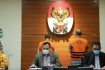 KPK prihatin sudah tiga Wali Kota Cimahi terjerat kasus korupsi