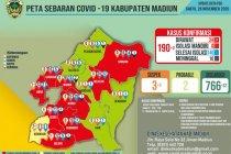 Pasien COVID-19 di Kabupaten Madiun 190 orang