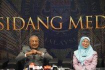Mahathir bantah ikut merancang Perikatan Nasional