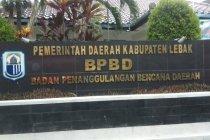 BPBD Lebak: Seorang pekerja meninggal akibat angin kencang
