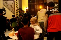 Tekan kasus COVID-19, Satgas Ternate gencar patroli malam